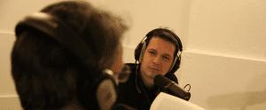 Stéphane Manet écoute la chronique de Patrick de Baecker