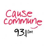 Cause Commune - Paris - 93.1 FM